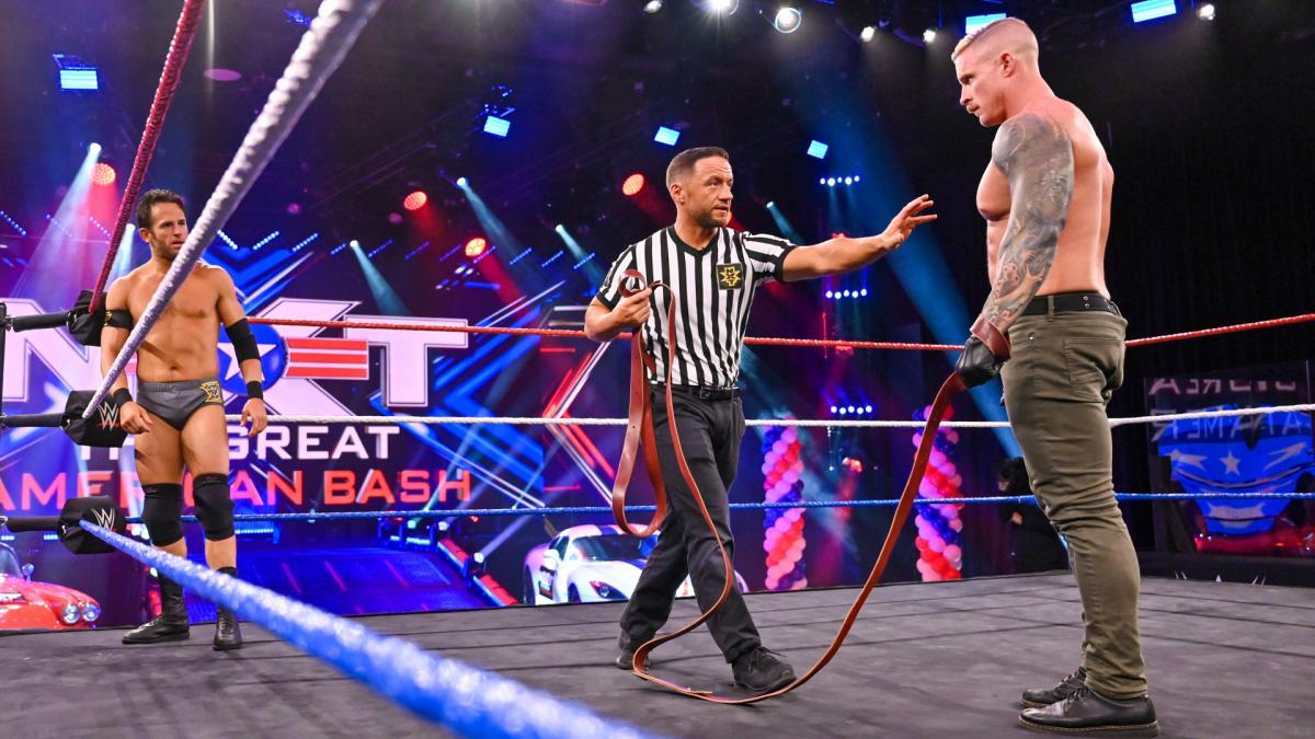 NXT Great American Bash (01.07.2020) | WrestlingWeb.cz