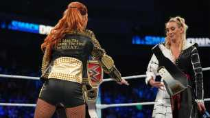 Becky Lynch & Charlotte Flair