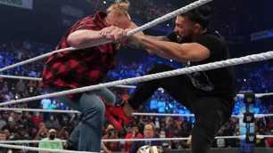 Brock Lesnar & Roman Reigns