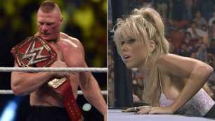 Brock Lesnar & Terri Runnels