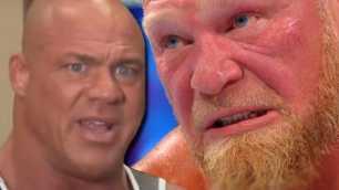 Kurt Angle & Brock Lesnar