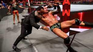 MVP vs. Randy Orton