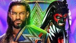 Roman Reigns vs. Finn Bálor