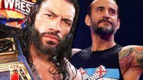 Roman Reigns & CM Punk