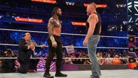 Roman Reigns vs. Brock Lesnar