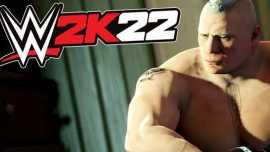 WWE 2K22 - Brock Lesnar