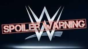 WWE Spoiler